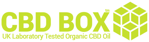 The CBD Box - GREEN LOGO