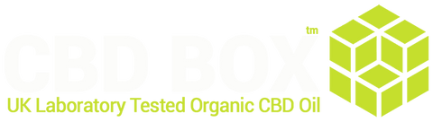 The CBD Box - MAIN LOGO