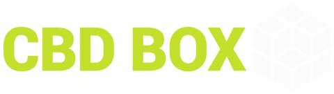 The CBD Box - REVERSE LOGO
