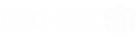 The CBD Box - WHITE LOGO