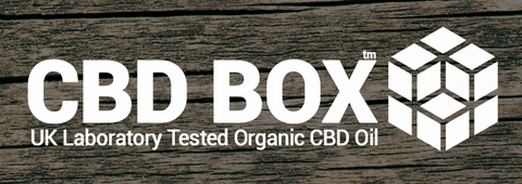 The CBD Box - WOODEN BG LOGO