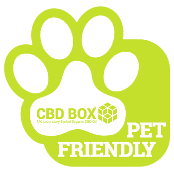 The CBD Box - PET FRIENDLY LOGO
