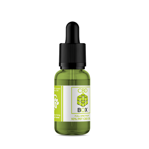 The CBD Box - 10% 1000mg CBD Oil For Large Dogs