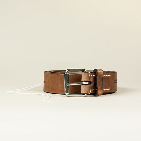 SANS N°015/40. Belt. Brown