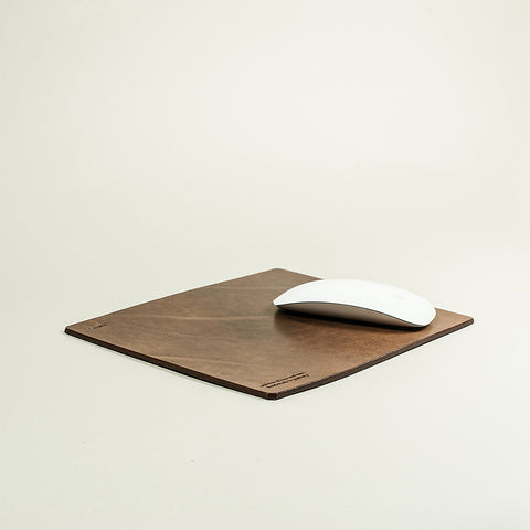SANS N°047. Mousepad. Brown
