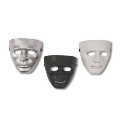 Blank Face Mask - Assorted