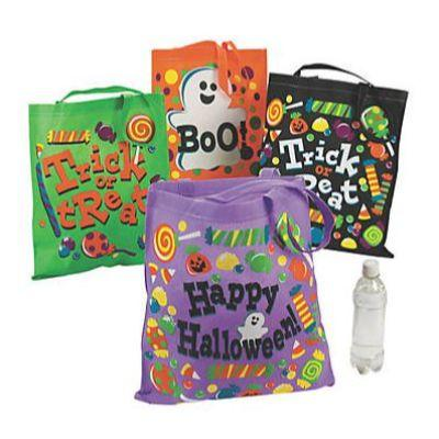 Bag Trick Or Treat Candy Assorted 16