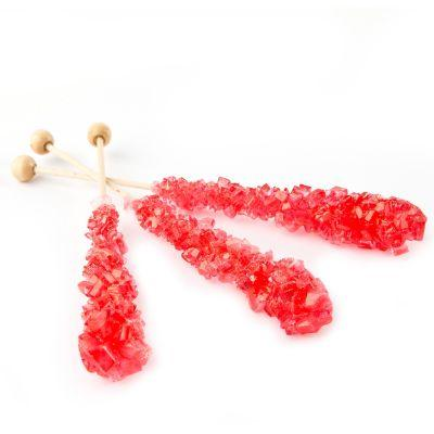 Rock Candy 6 Pk Bag-red/cherry