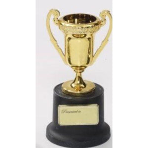 Trophy Loving Cup 4""