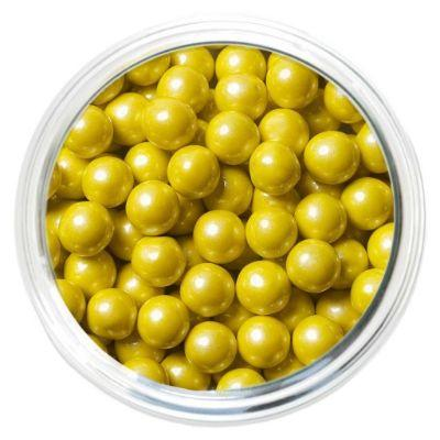Sixlets 2lb Bag Shimmer Yellow