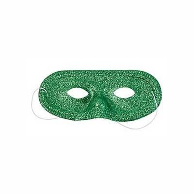 Glitter Green Eye Mask