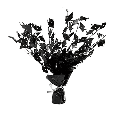 Graduation Black Spray Centerpiece 15