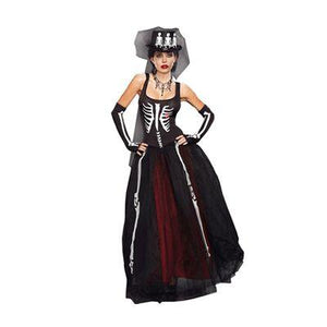 Ms. Bones Adult Costume