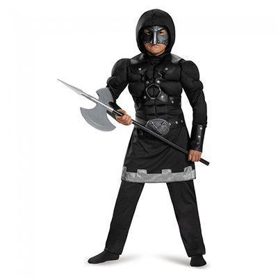 Executioner Muscle Child Costume