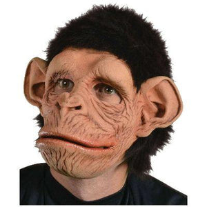 Monkey Moving Mouth Adult Mask