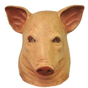 Blood Pig Latex Adult Mask