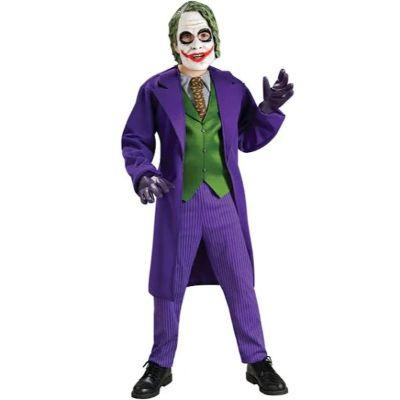 The Joker Child Costume