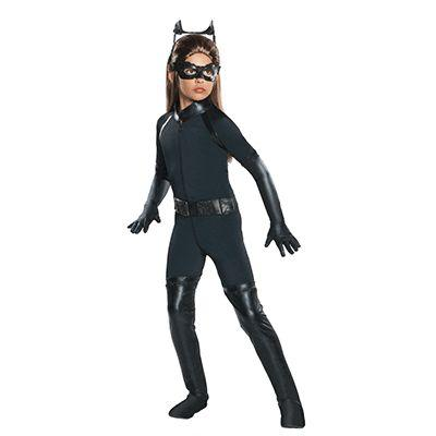 Catwoman Child Costume - DC Comics: Catwoman