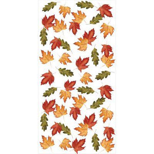 "In-Store Only - Fall Leaves Tableroll 40"" x 50'"