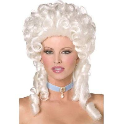 Baroque White Wig