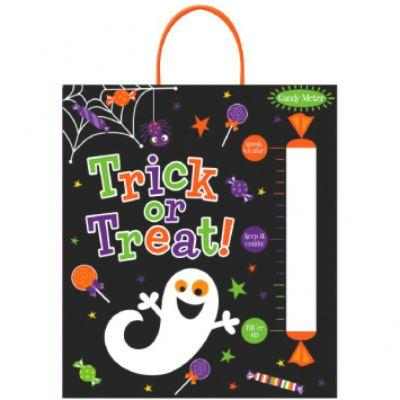 Trick or Treat Candy Meter
