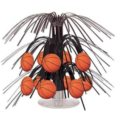 Basketball Centerpiece 7.5