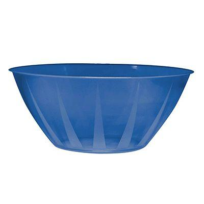 Blue Plastic Bowl 160 oz.