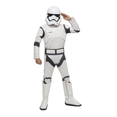 Stormtrooper Deluxe Child Costume - Star Wars