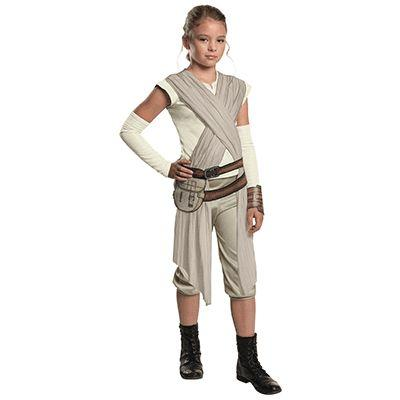 Rey Deluxe Child Costume - Star Wars