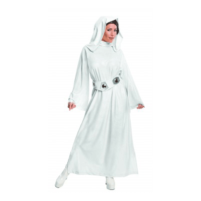 Princess Leia Deluxe Adult Costume - Star Wars