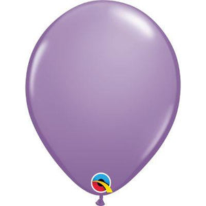 "Lilac Spring Latex Balloons 11"" - 100 Pack"