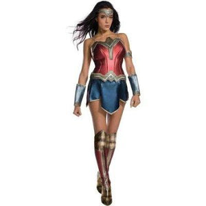 Wonder Woman Adult Costume - Wonder Woman: Dawn Of Justice