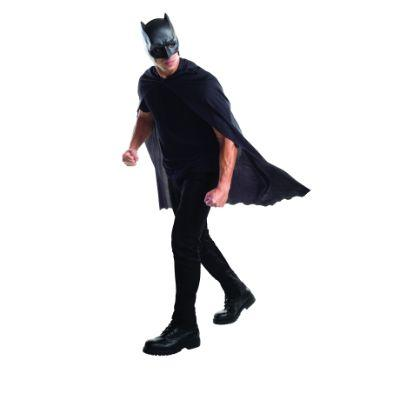 Batman Cape With Mask Adult
