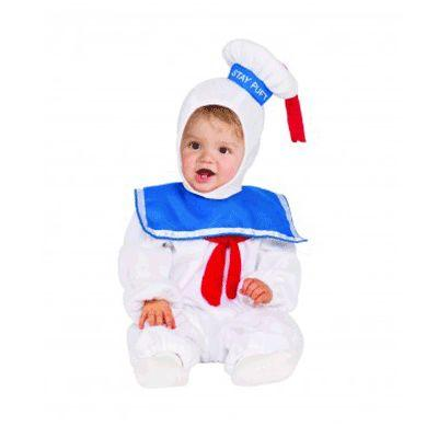 Stay Puft Toddler Costume - Ghostbusters
