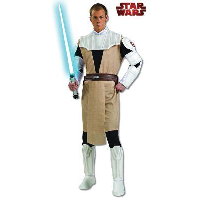 Deluxe Obi-Wan Kenobi Adult Costume - Star Wars