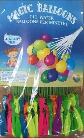 Magic Balloons Water Balloons - 111 Pack