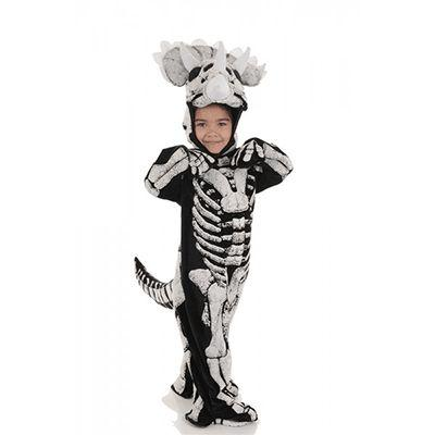Triceratops Fossil Baby Costume