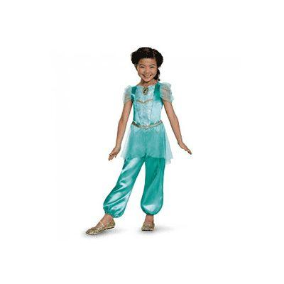 Jasmine Classic Child Costume - Disney: Aladdin