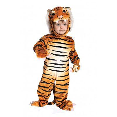 Tiger Brown Baby Costume