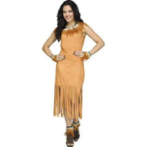 West Feather Costume Accessory Kit