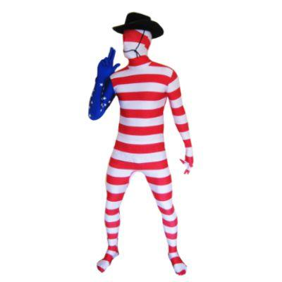 USA Adult Morphsuit