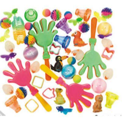 Toy Novelty Assortment Pk50