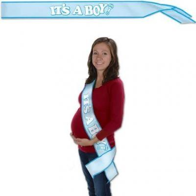 Sash It's A Boy Blue