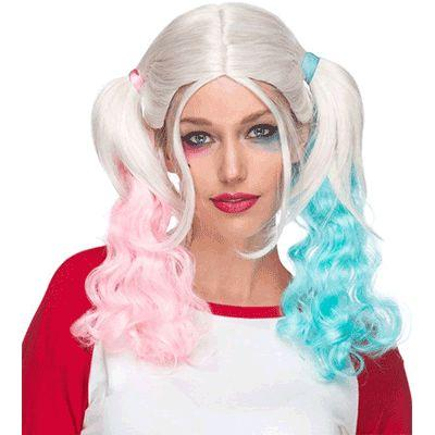 Harley Quinn SS Style Wig