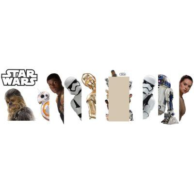 Star Wars Go-Around Cutouts - 9 Pack
