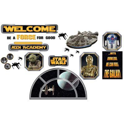 Star Wars Decoration Cutouts - 24 Pack