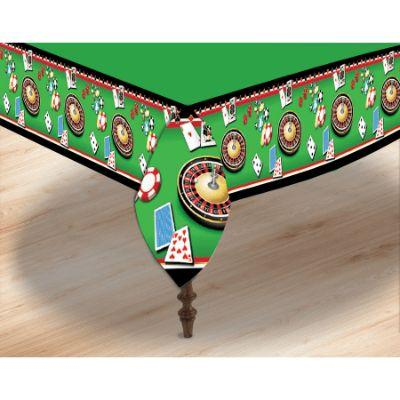 Casino Tablecover 54X108