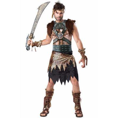 Barbarian Warrior Adult Costume