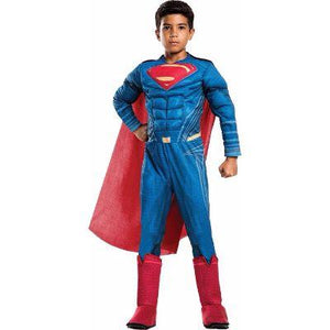 Superman Deluxe Muscle Child Costume - Superman