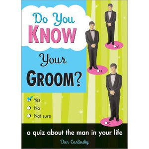 Book Do You Know Your Groom